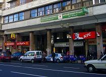 カサブランカ・マックとKFC