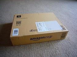 amazon.comの箱